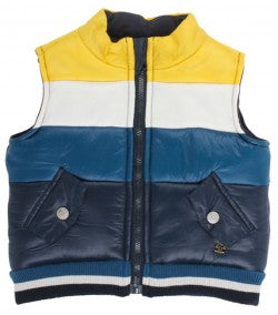 Fox and Finch Rock Mix Puffa Vest