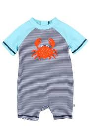 Bebe Short Sleeve Zip Sun Suit