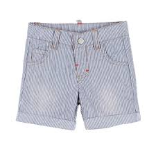 Fox and Finch Stripe Short