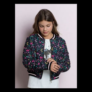 Tahlia Chicago Bomber Jacket