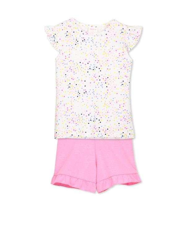 Milky Confetti Pjs (Sizes 1 and 2)