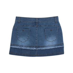 Tahlia Seattle Denim Skirt