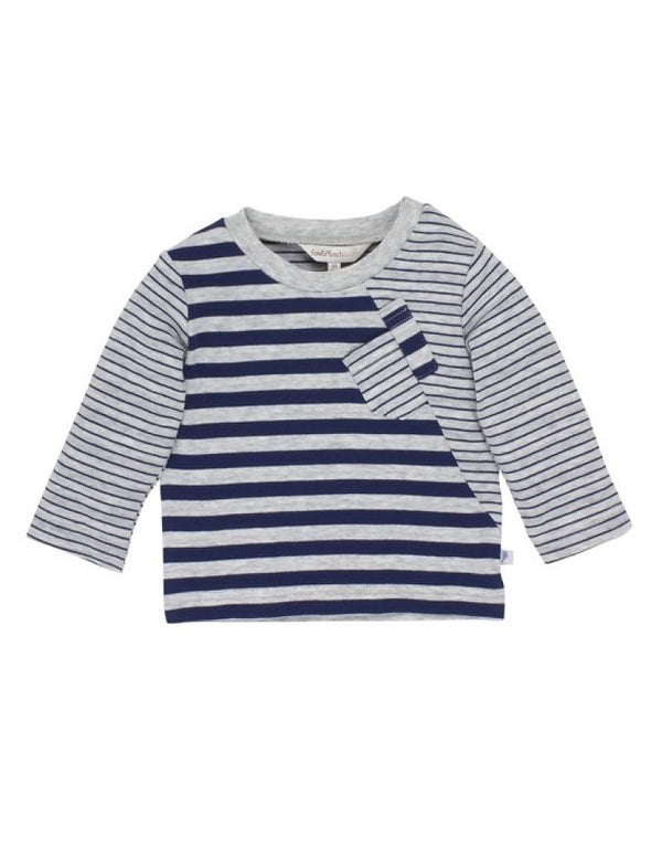 Fox and Finch Giant Stripe Top