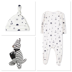 Milky and Bebe Night Time Baby Gift Set