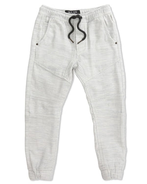 Indie Kids Reverse Jogger Off White - Size 3 to 7