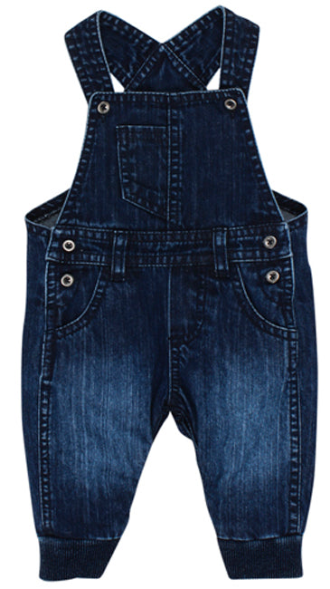 Fox and Finch Rock Denim Overalls