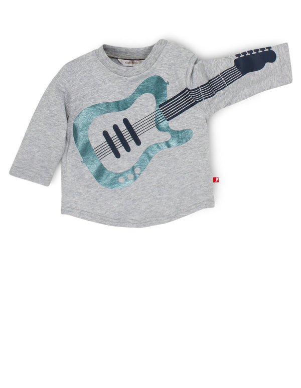 Fox and Finch Rock Guitar Top