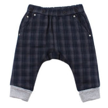 FOX & FINCH BABY Highlands Check Pant