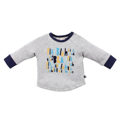 Fox & Finch baby KALAHARI 'BLAH' TOP
