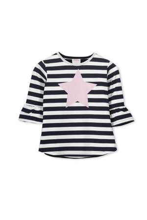 Milky Bell Sleeve Tee Sizes 3-6