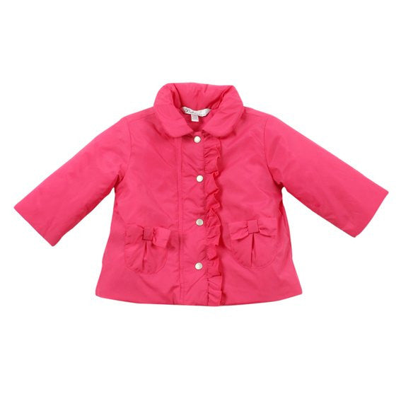 Bebe Baby Girl Padded Jacket