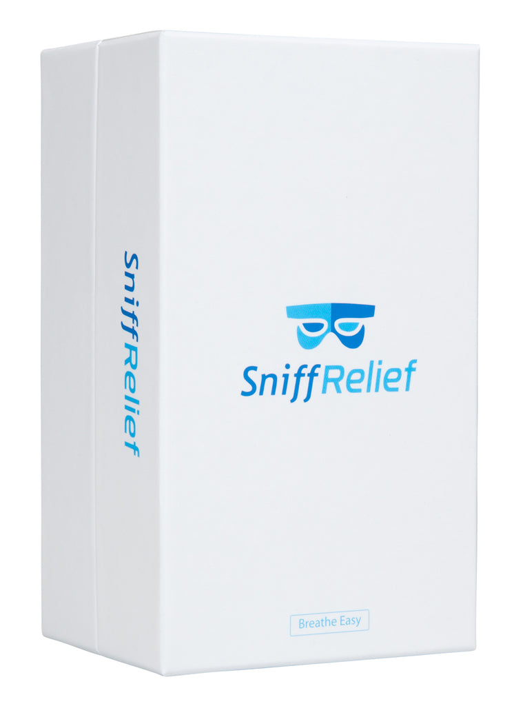 Sniff Relief Mask & Temperature Controller