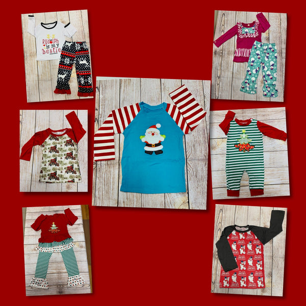 Christmas Miscellaneous Part 1 - IN STOCK/RTS - SL