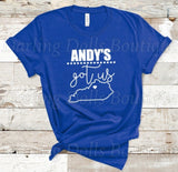 Governor Andy Tees (KY)