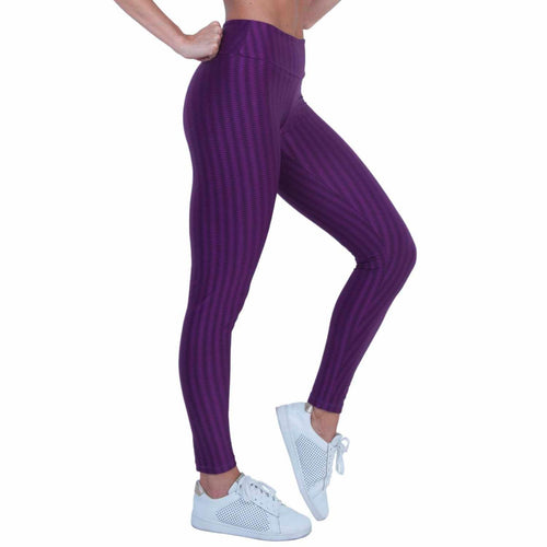 Purple Fitness Leggings