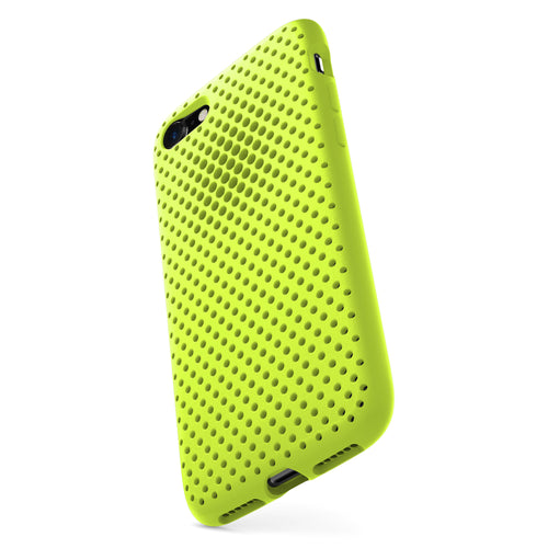 iPhone 7 Case - Mesh Case (Lime Yellow) AMMSC700-LMY