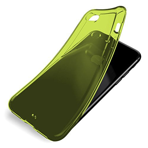 iPhone 7 - Plain Case (Clear Lime Yellow) AMPNC700-CLY