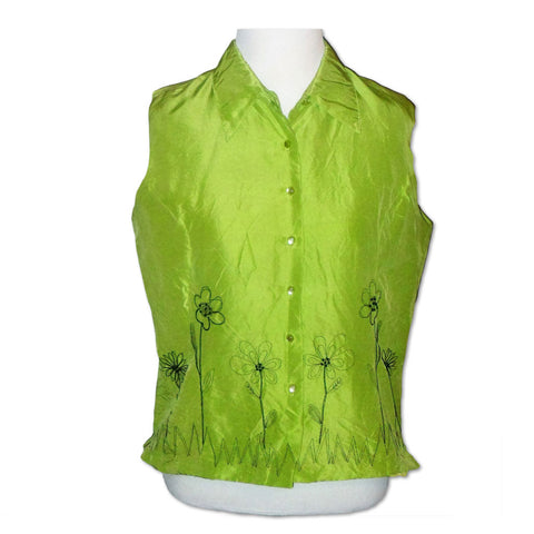 Women Sleeveless Top