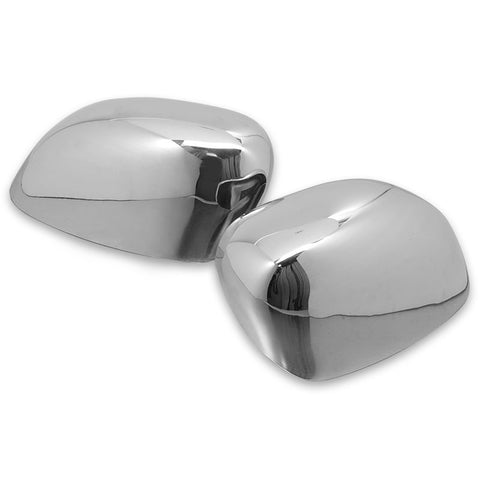 05-10 Chrysler 300 300C 2pcs ABS Chrome Plate Mirror Covers