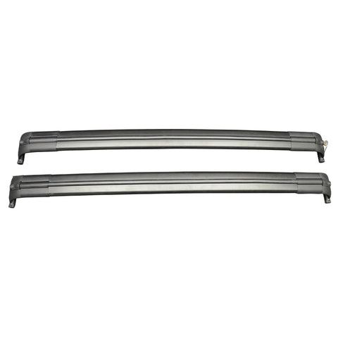 02-12 Land Rover Range Rover 4Dr HSE OE Style Roof Rails & Cross Bars Set