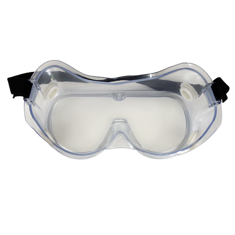 Safety Goggles Lab Work Face Protective Eyewear Glasses Clear Anti-Fog Eye Lens