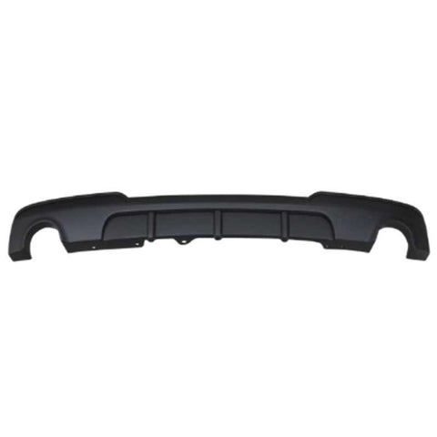 11-16 BMW F10 535I Rear Diffuser M Performance Style PP material (O---O)