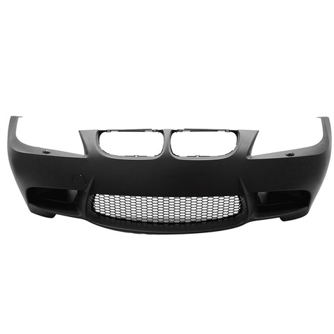 09-11 BMW E90 E91 3-Series M3 Style Front Bumper Conversion With Air Duct