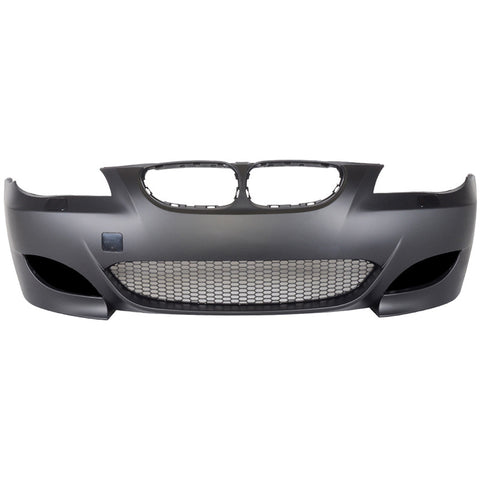 08-10 BMW E60 5-Series M5 Style Front Bumper with Air Duct