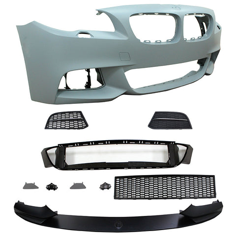 11-16 BMW F10 LCI M550 Performance Style Front Bumper