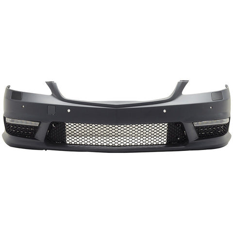 07-13 Mercedes Benz W221 AMG Style Front Bumper with DRL