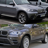 07-10 BMW E70 X5 SUV Pre-LCI Side Fenders With Washer Hole