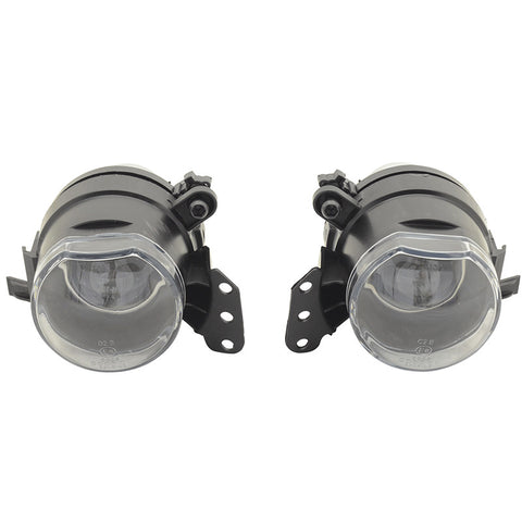 03-09 BMW E60 E90 E91 Projector Pair Fog lights Fog Lamp