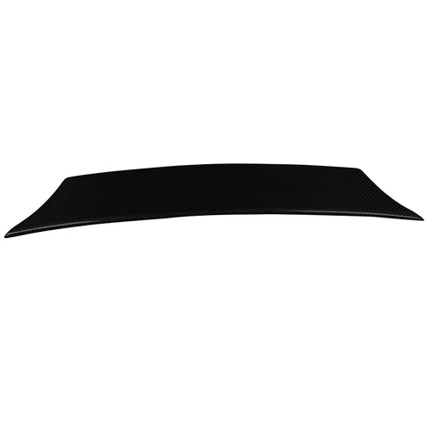16-17 Honda Civic 10th 4Dr Sedan K Style Trunk Spoiler - Carbon Fiber