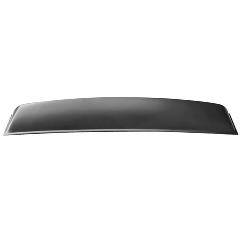 09-20 Nissan 370Z Coupe Rear Roof Spoiler Wing Matte Black -PP