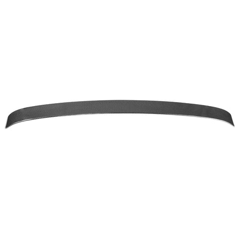 18-20 Toyota Camry Roof Spoiler Wing - Carbon Fiber Print ABS