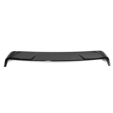 20- Toyota Corolla Sedan IK Style Top Roof Spoiler Wing - Carbon Fiber Look