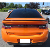 13-16 Dodge Dart OE Factory Style Trunk Spoiler - ABS