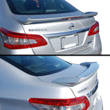 For 13-17 Nissan Sentra Sedan OE Style Trunk Spoiler with LED Brake Light