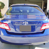 07-11 Camry 4Dr Sedan OE Factory Flush Mount Trunk Spoiler - ABS