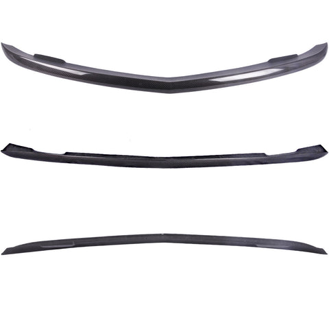 05-10 Dodge Charger Bumper Lip OE Style - Carbon Fiber