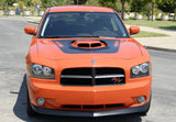 05-10 Dodge Charger Front Bumper Lip OE Style