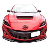 10-13 Mazda MS3 Sport Front Lip For MazdaSpeed3 Only