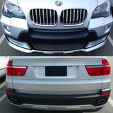 07-10 BMW X5 E70 PP Full Aerodynamic AERO Bumper Body Lip Kit Front & Rear 13PCS