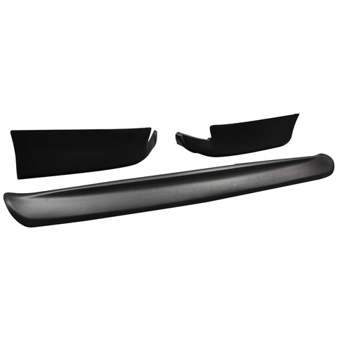 11-13 Toyota Corolla S 10 & 10.5 Gen Conversion Rear Bumper Lip Sport 3PCS