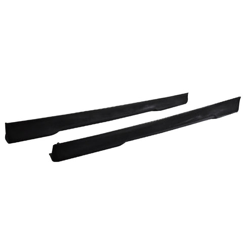 99-04 BMW E46 4D H-Style Side Skirt
