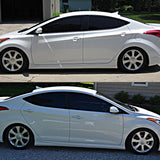 11-13 Hyundai Elantra MD 4D Only OE Style Side Skirt