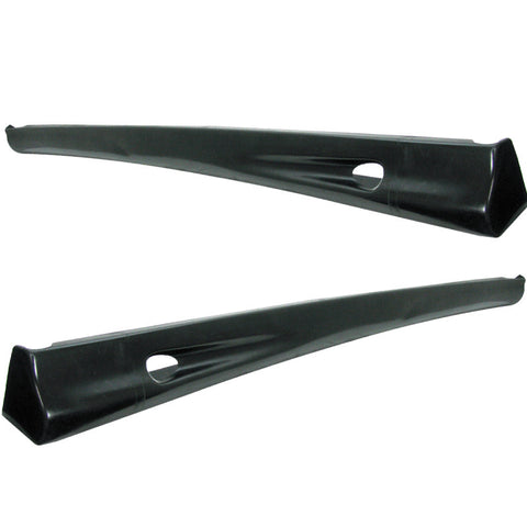 07-09 Nissan Versa Tiida JDM Side Skirt