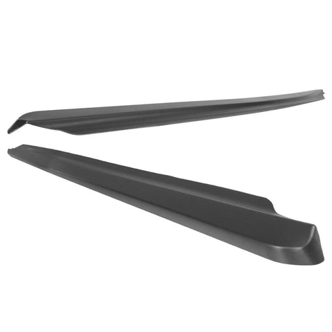 13-20 Toyota 86 Scion FRS Subaru BRZ CS Style Side Skirt Extensions - PP