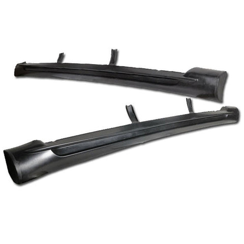 06-08 VW Golf 5 Rabbit Side Skirt Lip