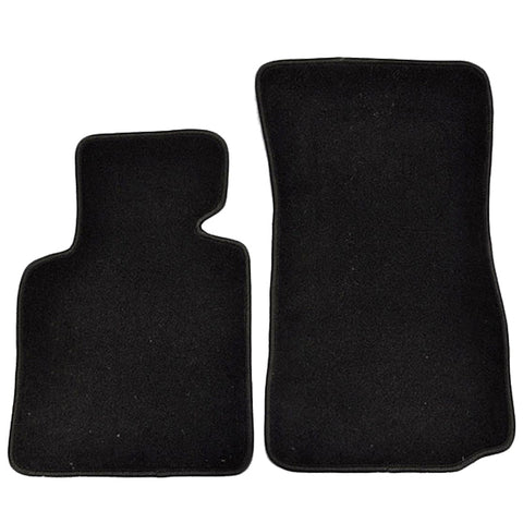 03-08 BMW Z4 2Dr Car Floor Mats Front & Rear Nylon